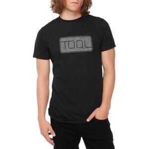 Tool eye hand band shirt